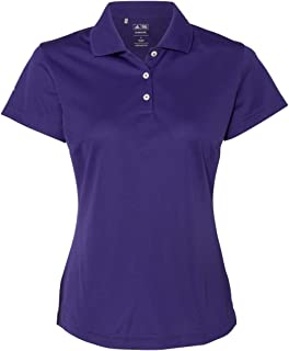 adidas Climalite Basic Short-Sleeve Polo (A131)