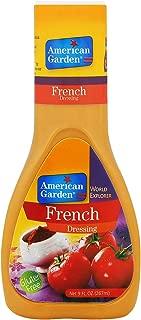 American Garden French Dressing - 267 ml