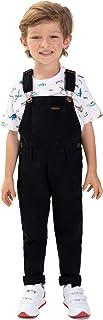 OFFCORSS Toddler Bib Overalls for Boys Kids Baby Overol para Bebes Niños