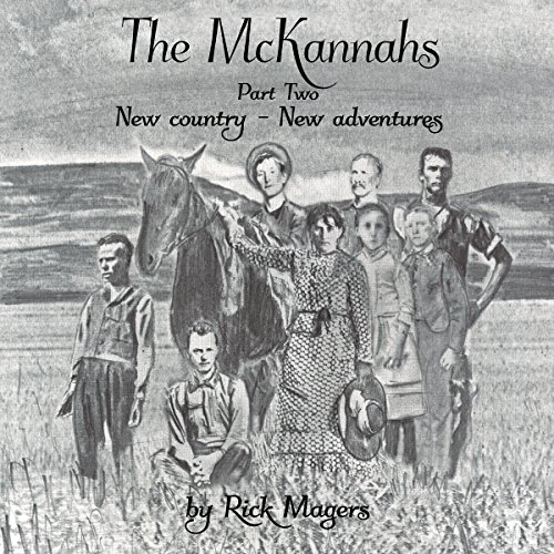 The McKannahs Trilogy, Book 2 Titelbild