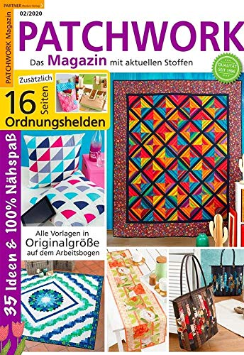 Patchwork Magazin 2/2020