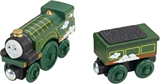 Fisher-Price Thomas & Friends Wooden Railway, Roll and Whistle Emily