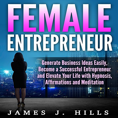 Female Entrepreneur audiobook cover art