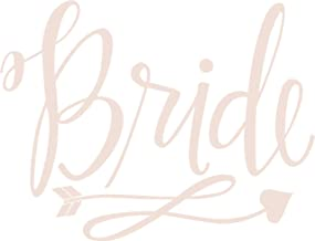 Best bride to be iron on decal Reviews