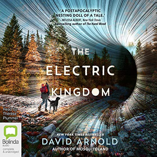 The Electric Kingdom cover art