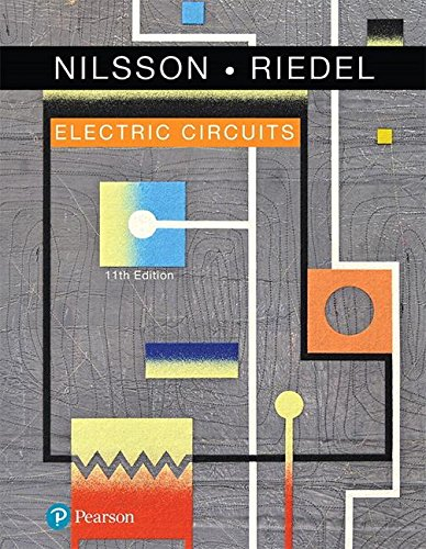 Electric Circuits, 11th Edition Front Cover