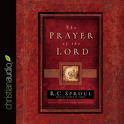 The Prayer of the Lord audiobook cover art