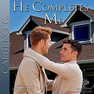 He Completes Me cover art