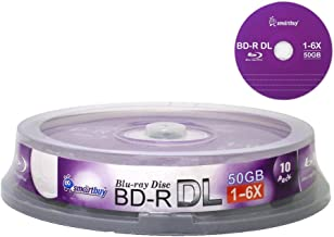 Best verbatim bd r dl 50gb 6x Reviews