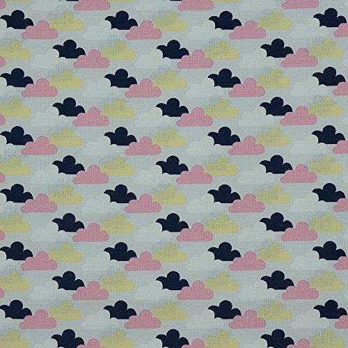 Quilting Patchwork Craft 100% Katoen Cloud Patroon Print Materiaal voor naaien, Dressmaking, Gordijnen, Kleding door Stof Vrijheid-Breedte 45 inch (114) cm – Prijs per Quarter meter (0.25 cm)