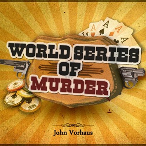 World Series of Murder audiobook cover art