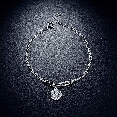 LFWQ Fashion Europese en Amerikaanse Armband Dames Set Diamant Ronde Merk Ronde Sieraden Romantische Armband