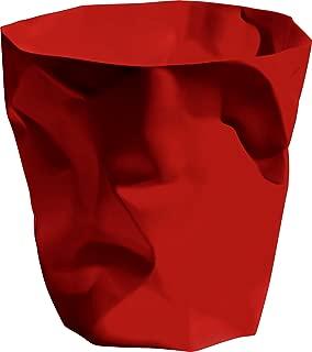 Essey BinBin Wastepaper Basket by Essey - Red