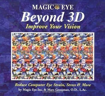 Magic Eye Beyond 3D  Improve Your Vision  Volume 6