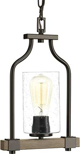 wholesale Progress Lighting lowest P500056-020 Barnes Mill Pendants, new arrival Bronze sale