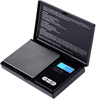 TenYua 1000g 0.1g High Precise LCD Digital Display Pocket Scale Mini Electronic Scale for Kitchen Jewelry