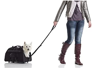 PetEgo Airline Rolling Jet Set Pet Carrier On Wheels