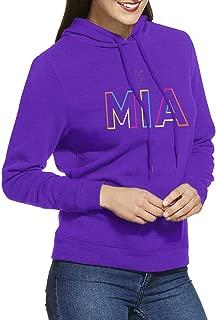 Women's Long Sleeve Bad Bunny Mia Fashion Walk Fleeces