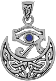 celtic eye of horus