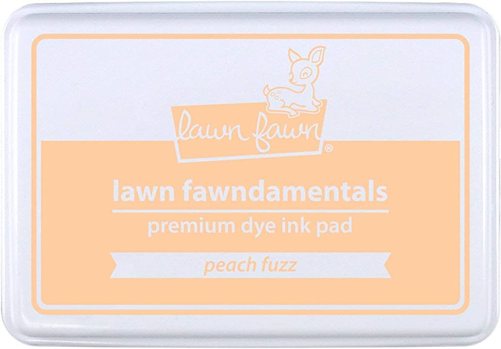 Lawn Fawn LF1564 Peach Fuzz Ink Pad