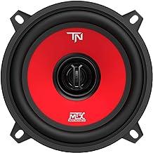 $49 » MTX TERMINATOR5 35 Watt RMS 2 Way Polypropylene Coaxial Car Speakers, Pair