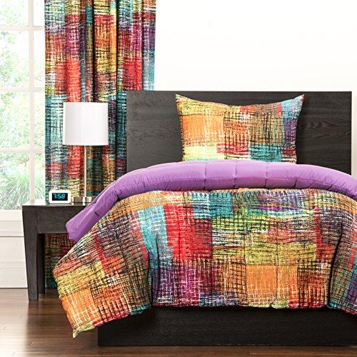 SIS Covers Crayola Etch Comforter Set, Full/Queen