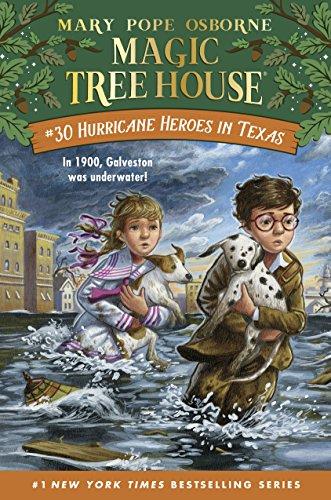 Hurricane Heroes in Texas (Magic Tree House (R) Book 30) (English Edition)