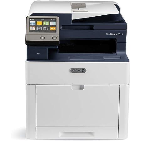 Xerox WorkCentre Imprimante Couleur Multifonctions 6515, A4, 28/28ppm, Recto Verso, USB/Ethernet/sans Fil, Toner sous contrat
