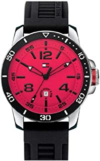 Synthetic Black Dial Men's Watch #1790848