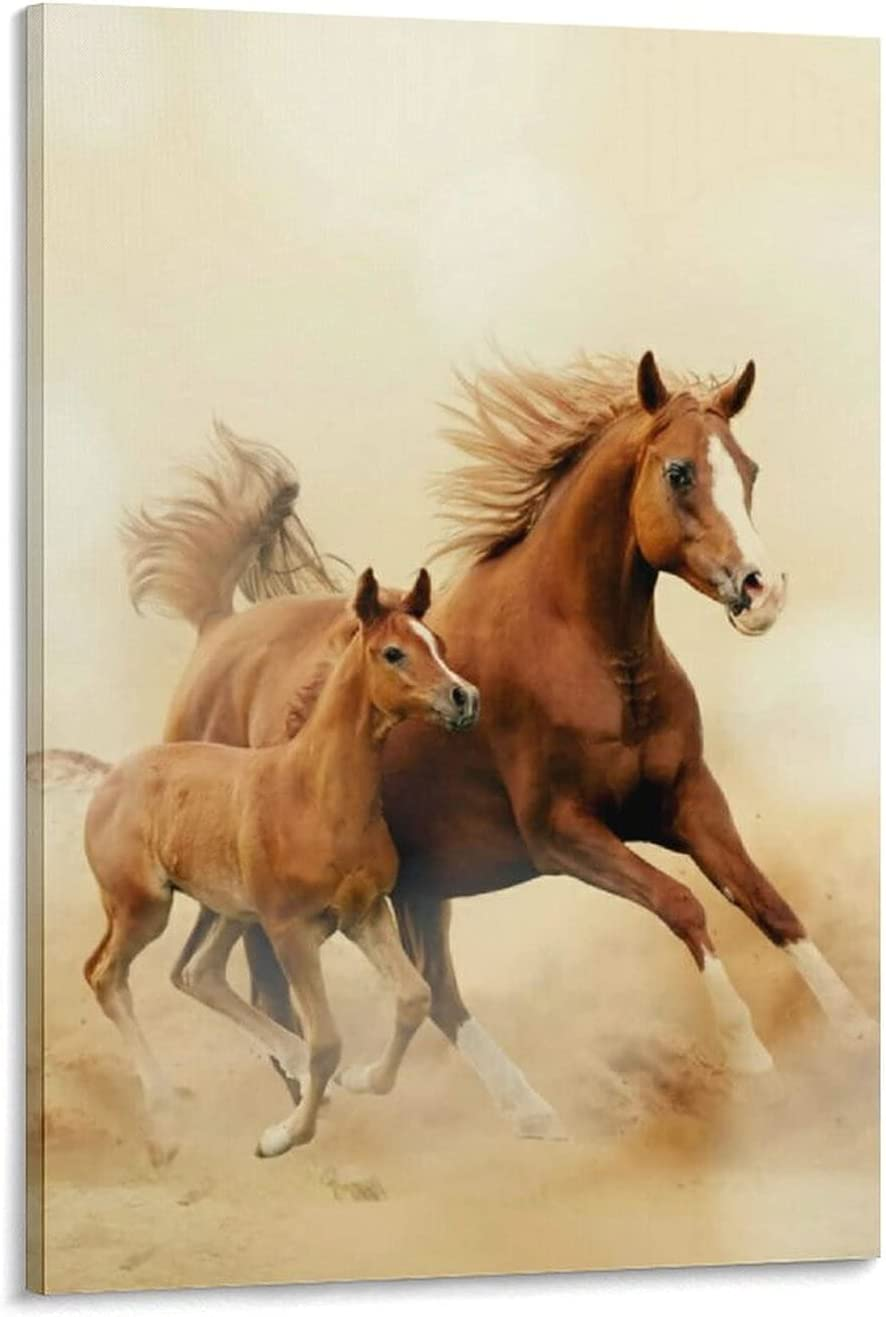Animals And NatureCanvas Limited Special Price wall horse cheap hor modern printing painting