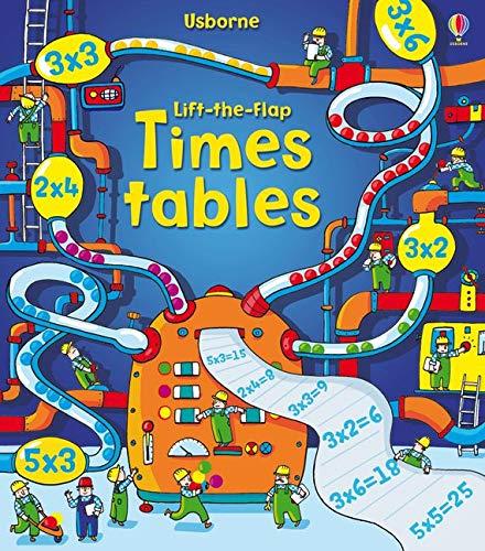 Lift the Flap Times Tables Book (Usborne Lift-the-Flap-Books): 1