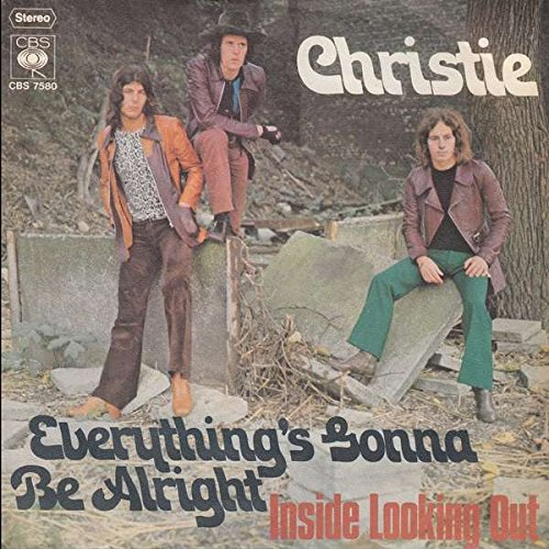 Christie - Everything's Gonna Be Alright - CBS - CBS 7580