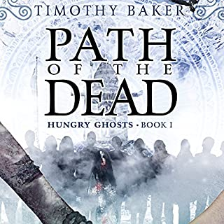 Path of the Dead audiobook cover art