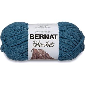 NEW Bernat Blanket Yarn 10.5 Oz Skein Pumpkin Spice  1 Skein Super Soft!