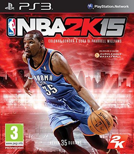 GIOCO PS3 NBA 2K15