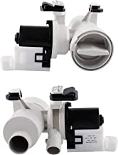 Podoy W10130913 Washer Drain Pump for Whirlpool W10730972 8540024 W10130913 W10117829 AP4308966 PS1960402 Motor Assembly Replacement WPW10730972