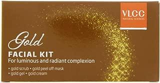 VLCC Gold Facial Kit 40 g, Pack of 1