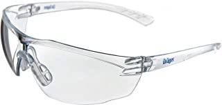 Dräger X-pect 8320 Protective Eyewear, ANSI Approved, 10 Pack, Anti-Scratch, Anti-Fog, Break-Resistant Safety Glasses, UV Protection (99.9%), Clear Lenses