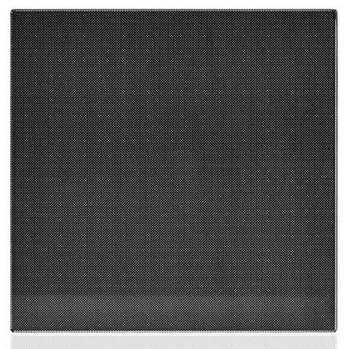 DESON 3D Drucker Oberfläche 220 x 220 mm Druckplatte Glasplatte 3D Drucker Plattform Heated Bed Quadratisch Anti-Warping Druckbett