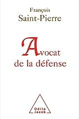 Avocat de la défense (SCIENCE HUM) Format Kindle
