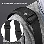 """tomtoc 13.5 Inch Laptop Shoulder Bag for 13-inch MacBook Pro, MacBook Air, Surface Book, Surface Laptop, Multi… 12 Compatibility: External dimensions- 14.17"""" x 10.43"""" x 2.76""""; Universal fit 13-inch MacBook Pro, MacBook Air, 12.9"""" iPad Pro, Microsoft Surface Book, Surface Laptop, Dell XPS 13, and more 13-inch laptops ultrabooks chrome books Ultra Protection: tomtoc laptop shoulder bag features protective padding at the bottom of the individual laptop compartmentand ultra-thick, yet lightweight protective cushioning to ensure your laptop will remain safe from drops, bumps, dents, scratches and spills, like the car airbag Well-organized: The main compartment features a laptop slot and a tablet slot for up to 11"""" iPad Pro with smart case & keyboard. Two front pockets With small and large pockets, and multiple elastic bands to make it easier than ever to organize accessories such as charger, cable, mouse, hub etc."""