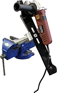 MB Machine LLC Lawn Mower Blade Sharpener Adjustable for Mulching and Standard Blades