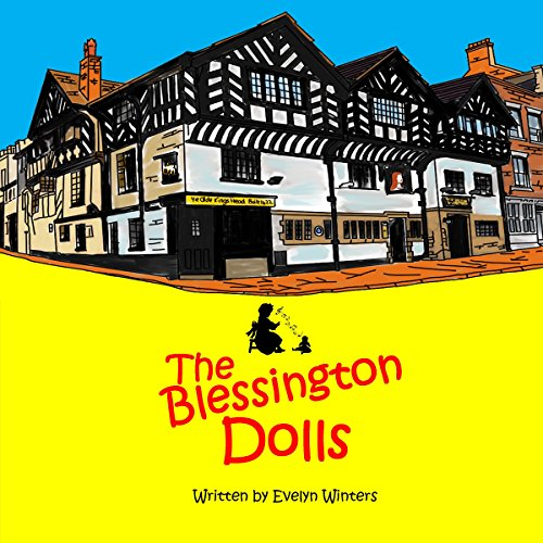 The Blessington Dolls audiobook cover art
