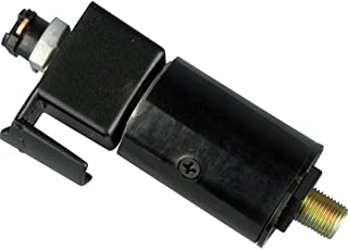 Progress Lighting P8728-31 Alpha-Trak Stem-Hung Mini-Pendant Adapter, Black