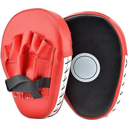 Schlagkissen für Krafttraining 1x Taekwondo Handpratzen Boxtraining Pratzen