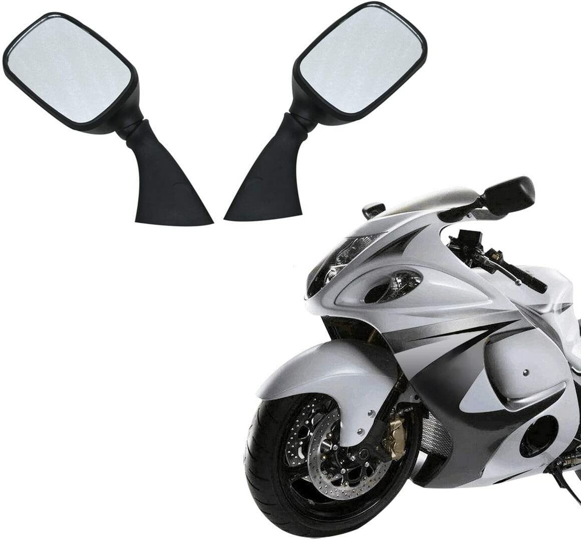 TCT-MT Rear Mirrors View Side Mirror Sale Special Long-awaited Price Fit GSXR For 600 SUZUKI 750