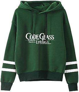 Code Geass Pullover Pullover Felpa Maglione Selvaggio Cappotti Adulti Casual Fashion Sport Warm Manica Lunga Uomini e Le D...