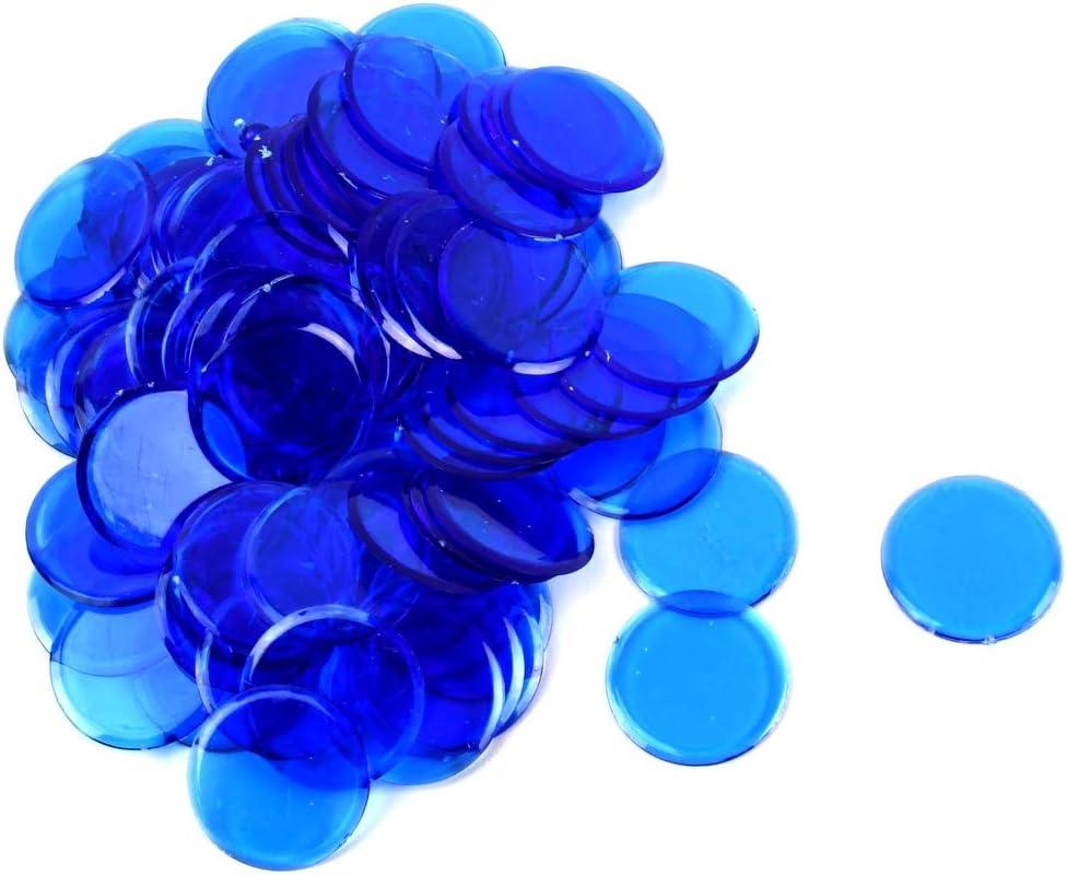 TG LLC Treasure Gurus 100 OFFicial shop Clear Blue Tra Bingo 8