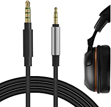 Geekria Gaming Headphones Cable for Tutle Beach, Talkback/Chat Cord/Audio Cable for PS4 / PlayStätion VR/Newest Xbox One C...