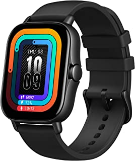 Amazfit GTS 2 Smartwatch for Android Phone iPhone, with Alexa Built-In, GPS Fitness Watch for Men Women, 7-Day Battery Lif...